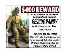 38-1 Town Shaunavon Rescue Randy