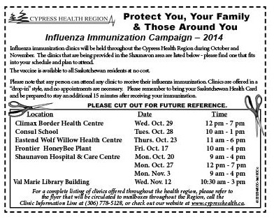 40-1 Cypress Health Immuniz Clinics