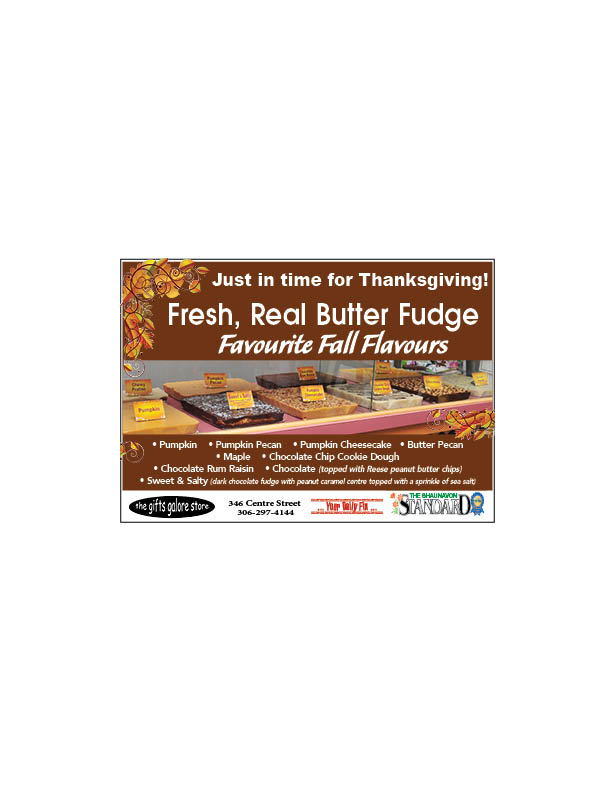 40-1 Standard Fudge