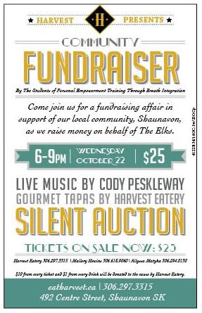 41-1 Harvest Eatery Fundraiser