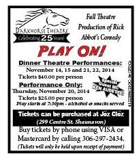 42-1 Darkhorse Theatre ticket sales