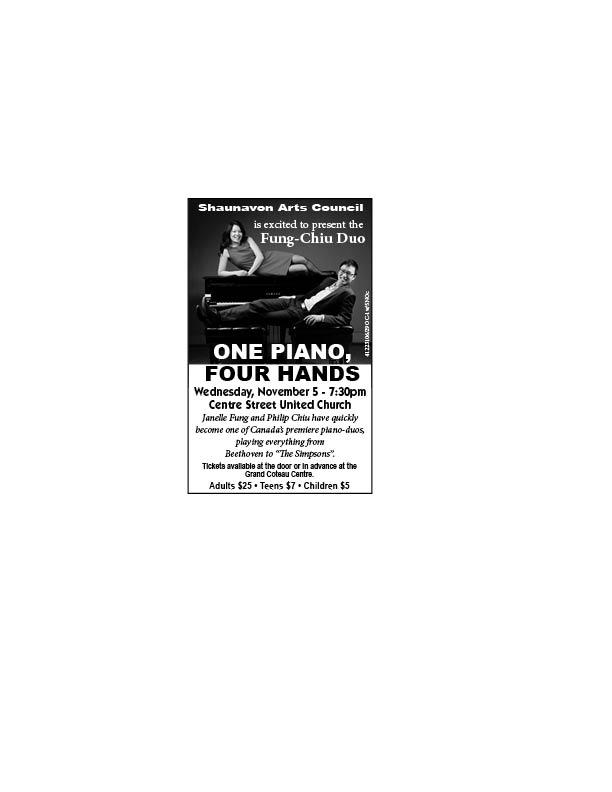 43-1 Shanavon Arts Council Piano Duo