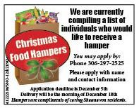 44-2 Salem Church food hampers