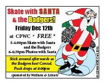 49-1 Skate with Santa