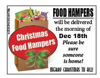 50-1 Salem Church food hamper delivery